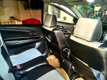 Black Toyota Avanza 2016 for sale in Silang