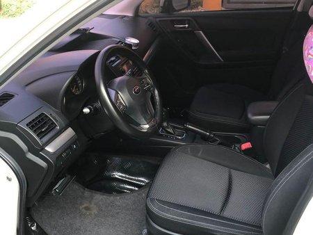 Pearl White Subaru Forester 2015 for sale in Manila