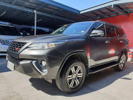 Toyota Fortuner 2017 G Diesel Automatic