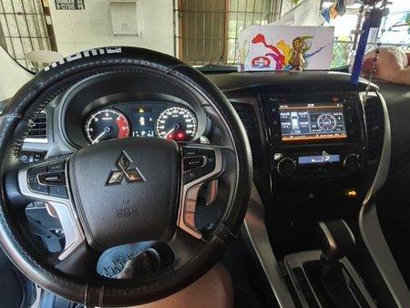 Grey Mitsubishi Montero sport 2017 for sale in Automatic