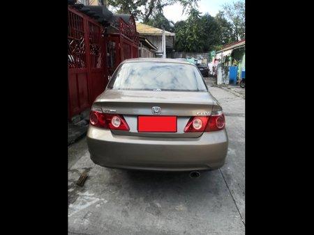 Sell Silver 2007 Honda City Sedan at  Manual  in  at 88000 in Manila