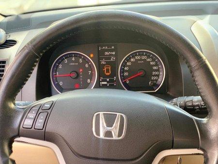 Beige Honda Cr-V 2008 for sale in Parañaque