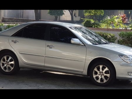 Sell Silver 2005 Toyota Camry Sedan in Manila