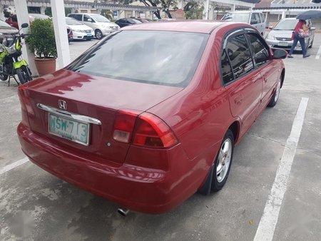 Selling Honda Civic 2001 in Muntinlupa