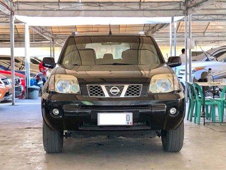 Sell Black 2011 Nissan X-Trail SUV / MPV at 84000 in Makati