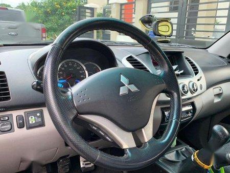Sell Brown 2011 Mitsubishi Strada in Manila