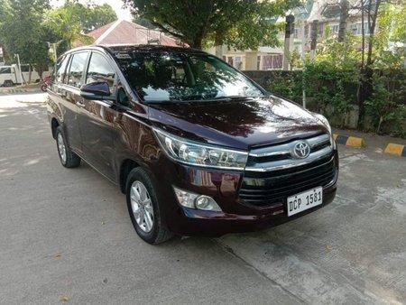 Sell Purple 2016 Toyota Innova SUV / MPV in Aguinaldo