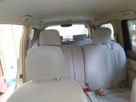 Silver Nissan Grand Livina 2012 SUV / MPV at 53600 for sale