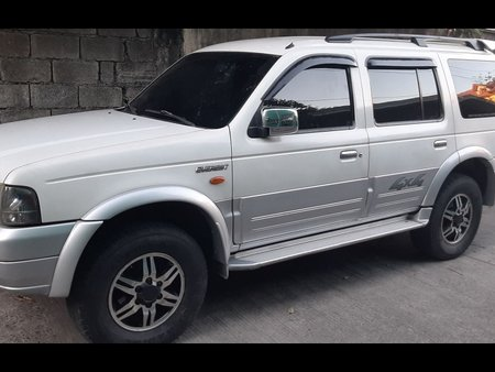 Sell Silver 2005 Ford Everest SUV / MPV in Quezon City