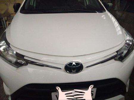 White Toyota Vios 2016 for sale in Manila