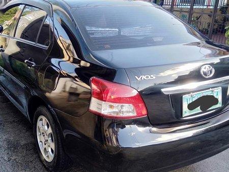 Selling Black Toyota Vios 2008 in Rizal