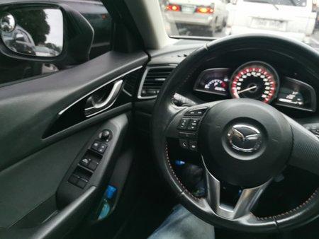 White Mazda 3 2015 Sedan at  Automatic   for sale in Manila