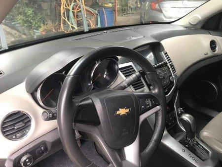 Black Chevrolet Cruze 2012 for sale in Metro Manila (NCR)