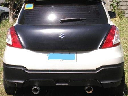 Sell White 2015 Suzuki Swift in Manila