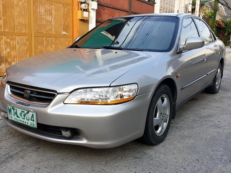 Honda Accord 2001 for sale in Manila