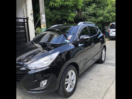 Selling Hyundai Tucson 2011 at 62000 km in Antipolo