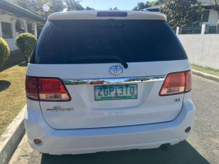 Selling Toyota Fortuner 2007 in Manila