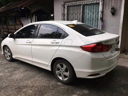 Sell 2016 Honda City Sedan at 75000 km in Bacoor