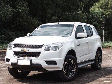 Sell 2015 Chevrolet Trailblazer in Batangas City
