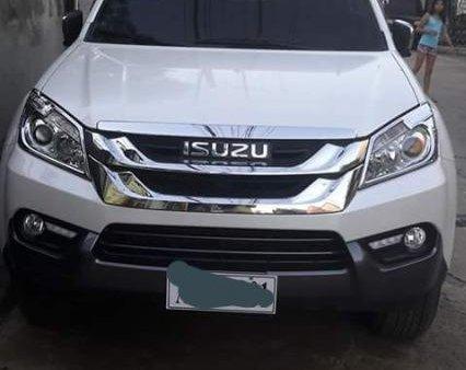 Sell 2016 Isuzu Mu-X in Minglanilla