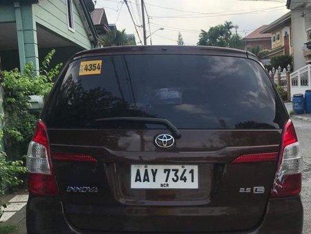 Toyota Innova 2015 for sale in Manila