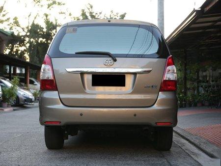 Toyota Innova 2013 for sale in Quezon City
