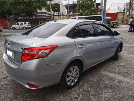 Sell Silver 2014 Toyota Vios in San Juan
