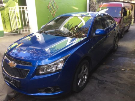 Sell 2013 Chevrolet Cruze in Cavite