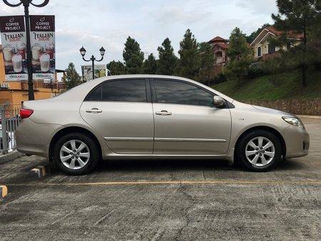 Sell 2010 Toyota Corolla Altis Sedan in Antipolo