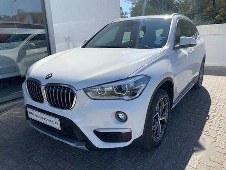 Sell White 2018 Bmw X1 in Manila