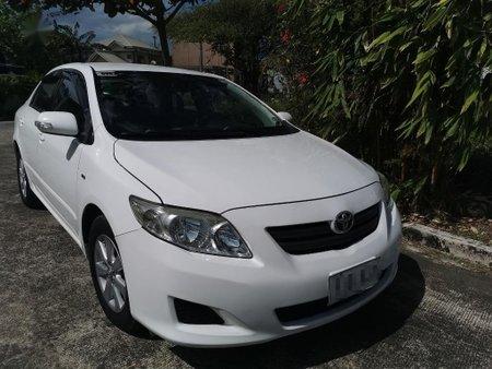 Selling Toyota Corolla Altis 2010 in Nasugbu