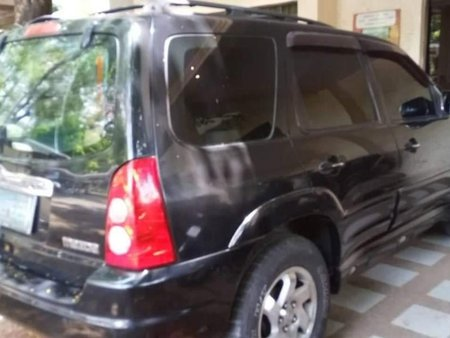 Black Mazda Tribute 2005 for sale in Quezon City