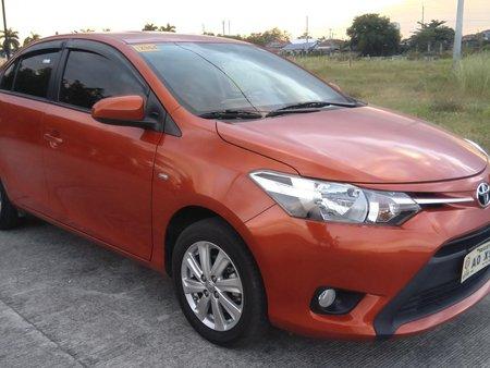 Toyota Vios 2017 manual not 2018 2016