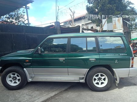 Mitsubishi Pajero 1999 for sale in Quezon City