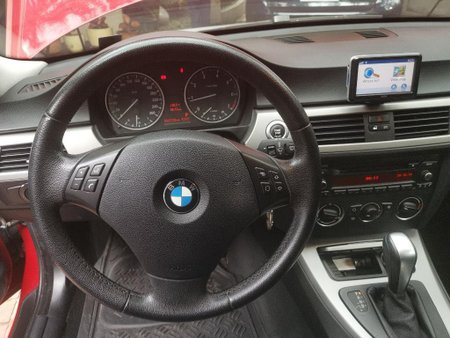 Sell Red 2009 Bmw 320I in Quezon City