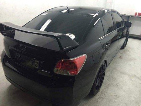 Black Subaru Impreza 2013 for sale in Manila