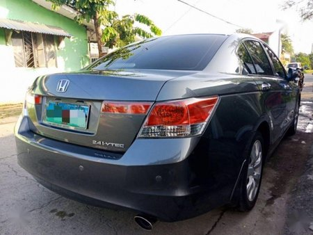 Selling Honda Accord 2010 Sedan at 91000 km in Mandaluyong