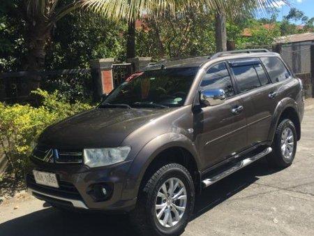 Selling Mitsubishi Montero Sport 2014 in San Jose