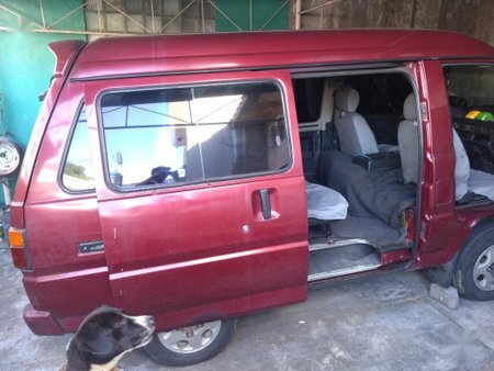 Red Toyota Lite Ace 1993 for sale in Manual