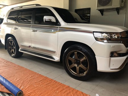 Used 2018 Toyota Land Cruiser VX Platinum dubai