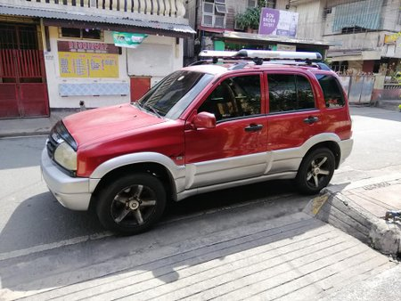 2003 Suzuki Grand Vitara Suv