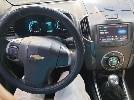 Sell Black 2015 Chevrolet Colorado in San Mateo