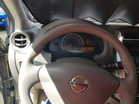 Grey Nissan Almera 2017 for sale in Cebu