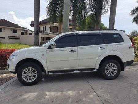 Selling White Mitsubishi Montero sport 2015 in Mandaluyong
