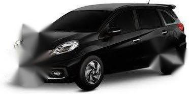 Selling Black Honda Mobilio 2017 SUV / MPV in Manila