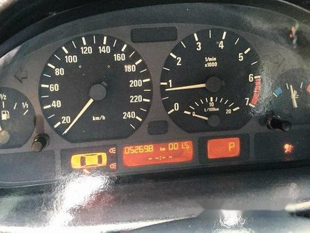 Sell Silver 2003 Bmw 318I Automatic Gasoline