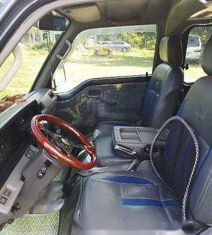 Black Nissan Urvan 2012 for sale in Manual