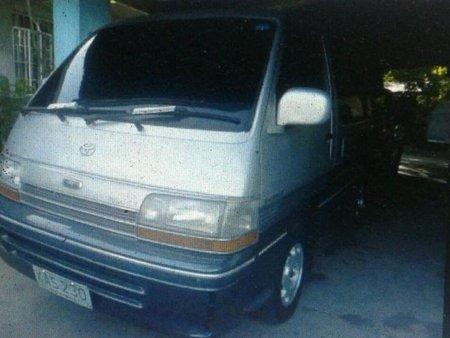 White Toyota Hiace 1991 for sale in Marikina