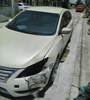 Selling White Nissan Sylphy 2015 in Silang