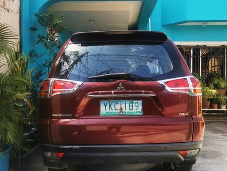 Sell Red 2011 Mitsubishi Montero in Cebu City